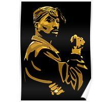 Tupac Poster Poster