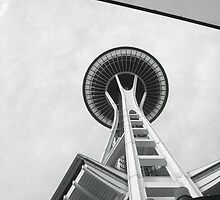 Space Needle by Amy McHugh
