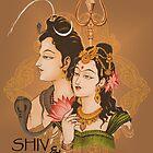 SHIV & SHAKTI by ramanandr