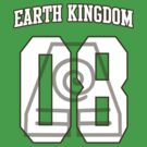Earth Kingdom Jersey #08 by iamthevale