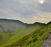 The Lake District: Skiddaw & Longside by Rob Parsons