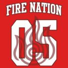 Fire Nation Jersey #05 by iamthevale