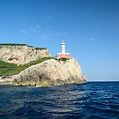 Faro Lighthouse by Mark Baldwyn