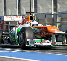 Paul di Resta 2012  by SHUTTERBLADE