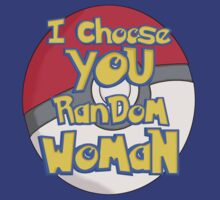 Random Woman Pokeball by Collinski