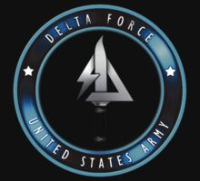 Call of Duty MW3 - Delta Force T-Shirt by devige