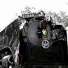 Steam Locomotive No. 844 by jedesigns