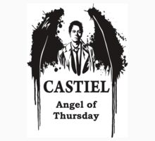 Castiel Angle of Thursday by causticcas
