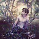 Boy of the Brambles by gingerkelly