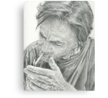 Jef D. Canvas Print