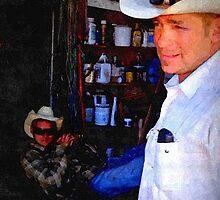 Cowboys Father and Son by sfonativeboy