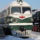 Diesel  locomotive by mrivserg