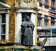 The Black Friar Pub in London by PictureNZ