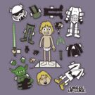 Dress up Luke by Scott Weston
