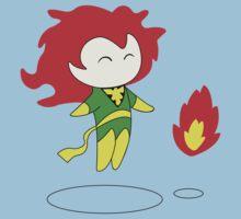Jean Grey the Phoenix Kids Clothes