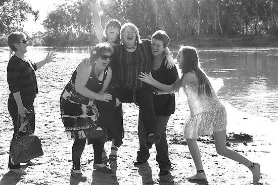 Fun with friends by KarynL