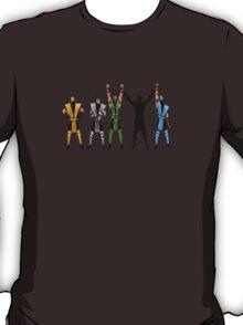 Mortal Ninjas T-Shirt