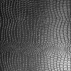 Dark Gray Snakeskin Leather Look by artonwear