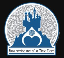Time Lord King parody by M. E. GOBER