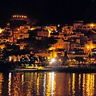 Puerto Mogan at Midnight. by Roly01