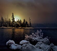 In The Low Light by Charles & Patricia   Harkins ~ Picture Oregon