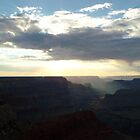 Gates of Heaven Open on the Canyon by Sophia Flot-Warner