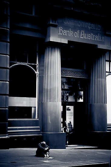 Banks announce $20 Billion profit by Andrew Wilson