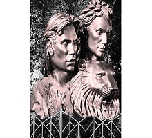 ★ *˚ .ღ 。SIEGFRIED AND ROY IPHONE CASE★ *˚ .ღ 。 by ╰⊰✿ℒᵒᶹᵉ Bonita✿⊱╮ Lalonde✿⊱╮