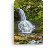 Lower Bridesmaid's Falls Canvas Print