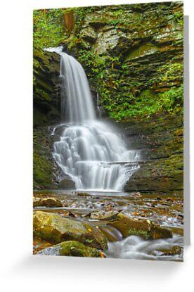 Lower Bridesmaid's Falls by JHRphotoART