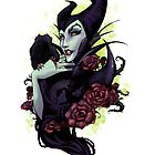 Maleficent by Jennalee Auclair