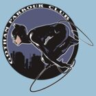 G-town Parkour Club (for all tee colors) by SKELEPUG