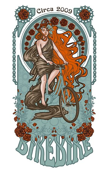 BikeBike Nouveau by Jennalee Auclair