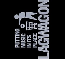 Lagwagon by KillerBeeCan