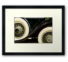 2013 Calendar - Classic Wheels - November Framed Print