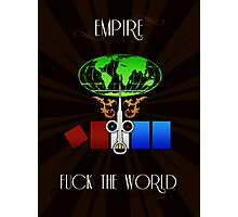 Empire FTW Photographic Print