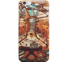 TARDIS interior iPhone Case/Skin