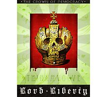 Lord Liberty Photographic Print