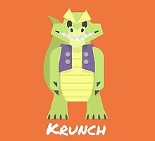 DKR Krunch  by gallantdesigns