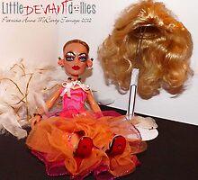 Delightful Delilah Gregory Von by deviantdolls