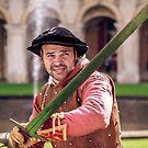 Angry Tudor by MarceloPaz