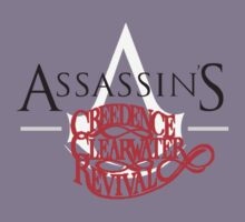 Assassin's Creedence Clearwater Revival by richobullet