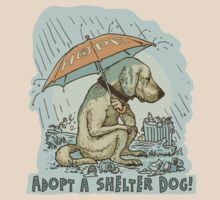 Adopt a Shelter Dog by MudgeStudios