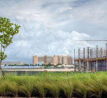 Baha Mar Construction Site - Nassau, The bahamas by 242Digital