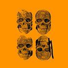 Skull: Special Halloween Edition by PrinceRobbie