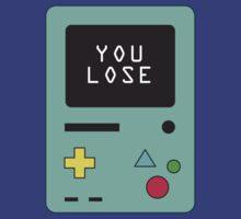 BMO Says You Lose by peachtrea