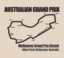 Australian Grand Prix (Light Shirts) by oawan