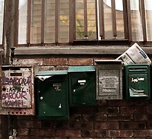 They were all waiting for a love letter ..... by 1more photo