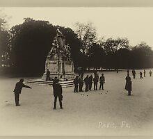 Parisian Postcard - VI  by circleMstudios
