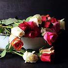 las rosas by beverlylefevre